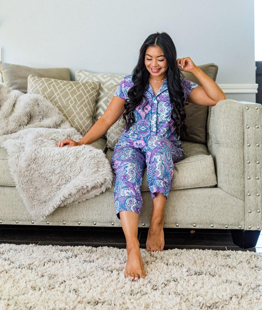 comfy and cute pajamas