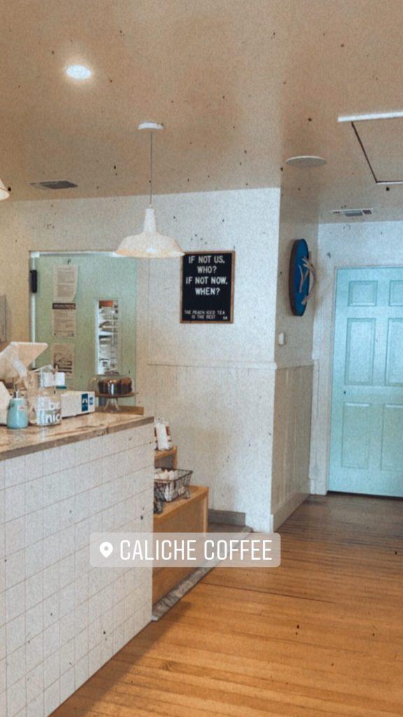 fredericksburg coffee shop