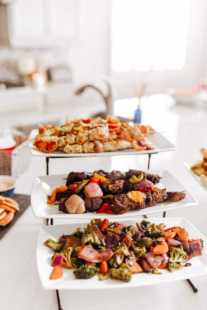 zoes catering