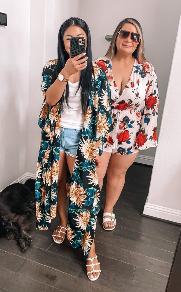 amazon fashion kimono