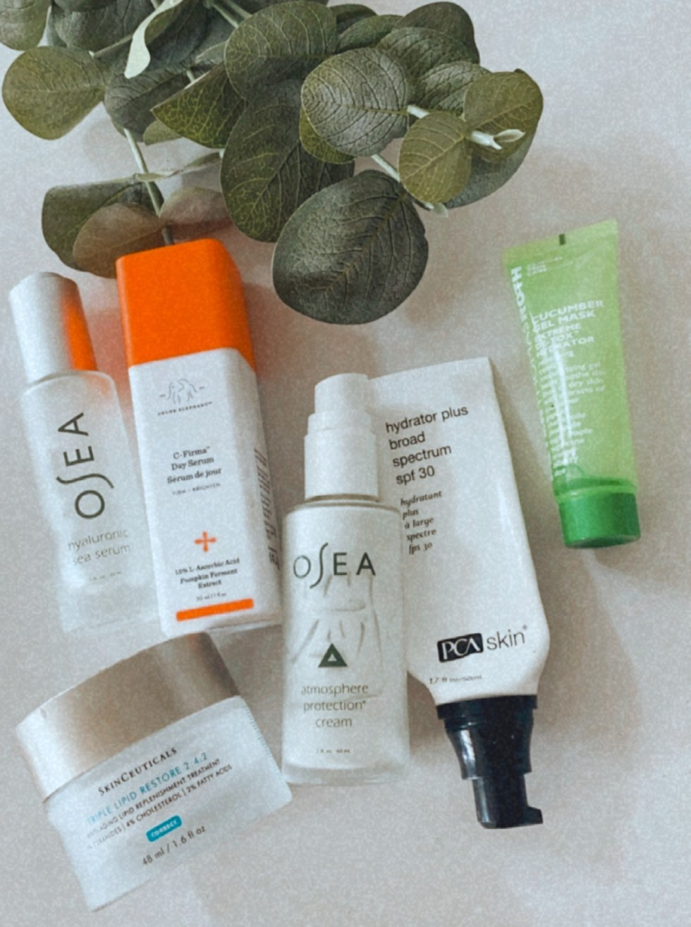 clean skincare product review
