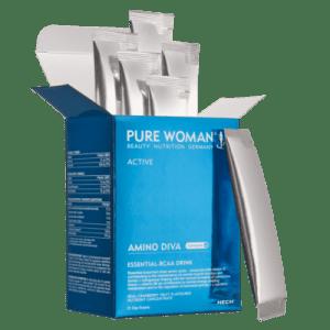 Pure Woman® Active Amino Diva (21 sachets)