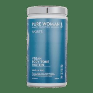 Pure Woman® Vanilla Vegan Body Tone Eiwitshake (500gr) Merk: Pure Woman