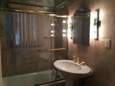 Bath on first level