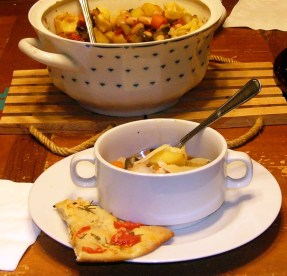 Autumn Minestrone Soup (112)