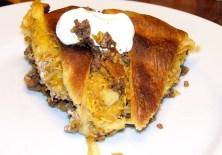 Taco Pie - Double Crust (8)