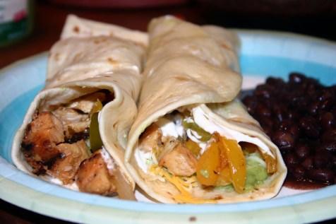 Chicken Fajitas (5)