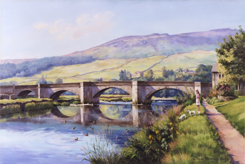 Yorkshire Dales Artists Landscape Painters