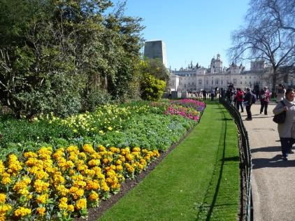 St James Park Westminster