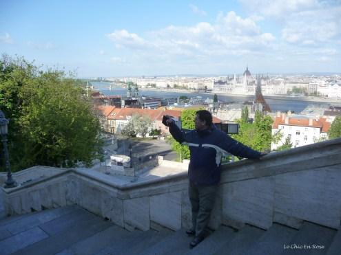 View across the Danube
