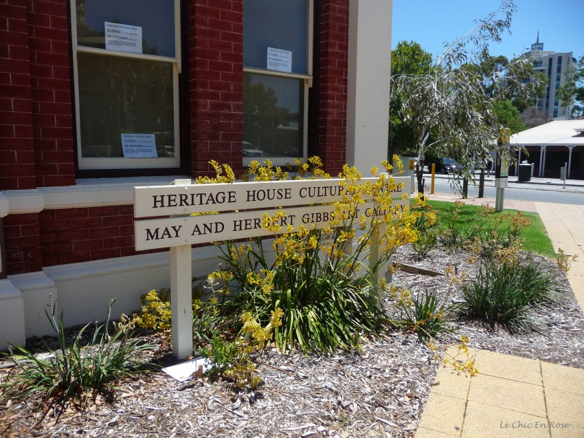 Heritage Centre South Perth