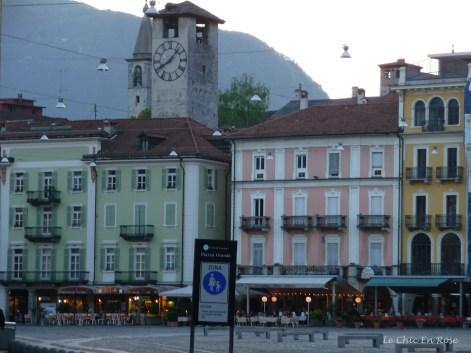Piazza Grande Locarno