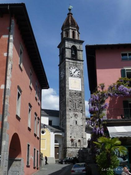 Church of Santi Pietro e Paolo Ascona