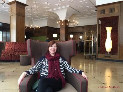 Le Chic En Rose Platzl Hotel Foyer