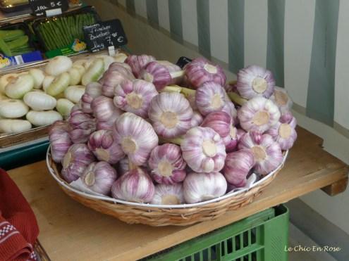 Bowl of garlic