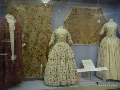 Pretty dresses made from Indian cotton chintz