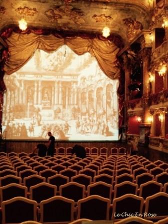 Cuvilliés-Theater Stage