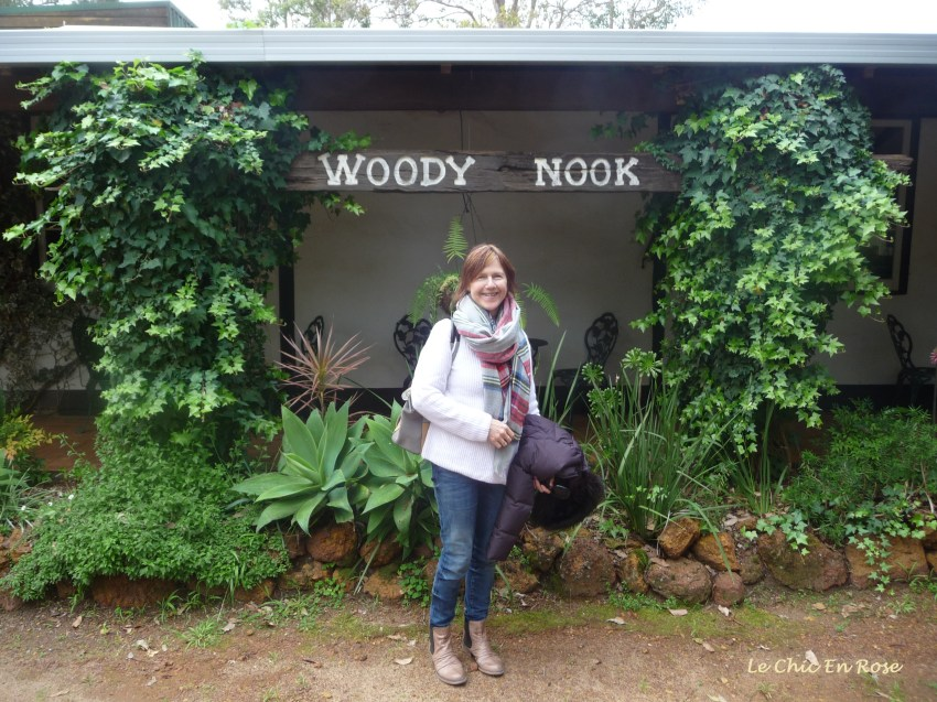 Le Chic En Rose at Woody Nook Winery