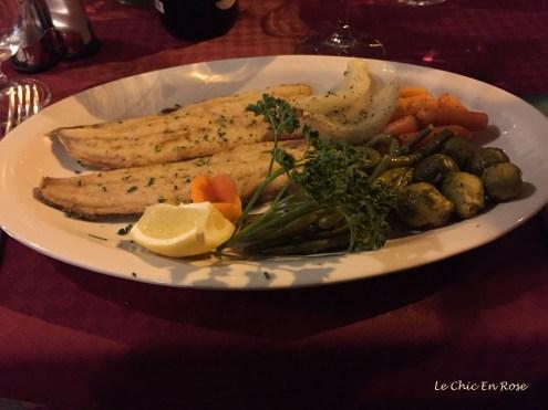 Lavarello Fresh From The Lake