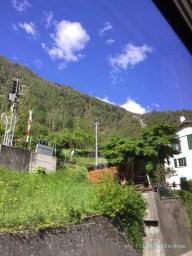 Bernina Railway Poschiavo Valley