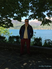 Monsieur Near Piona Abbey