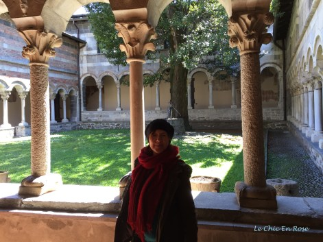 Le Chic En Rose At Piona Abbey