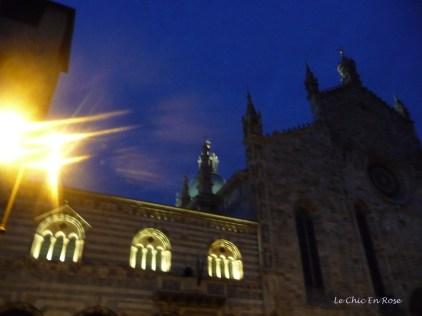 Como Duomo At Night