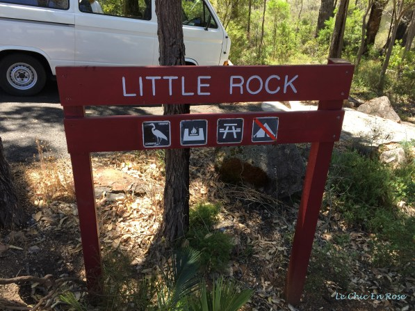 Little Rock Wellington Dam National Park