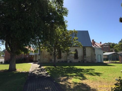 Old church on Ferguson Road Dardanup