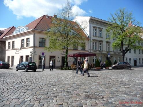 Streets Of Potsdam