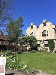 Treasurer's House Gardens