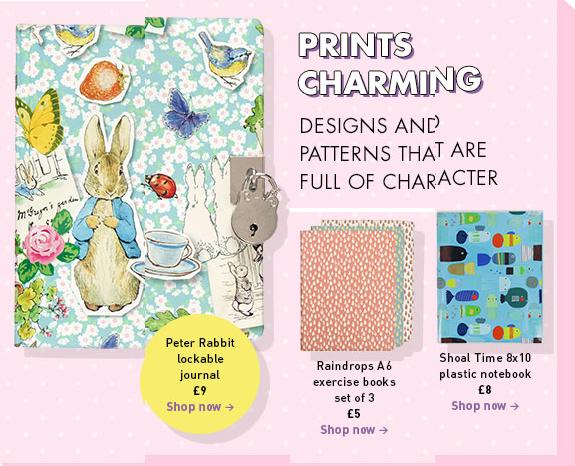 Paperchase Prints Charming