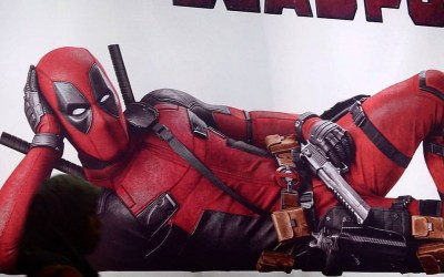 Let's take a minute to appreciate the Deadpool 2 marketing