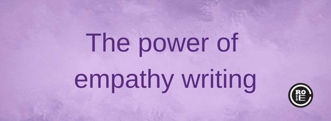 The power of using empathy in your writing
