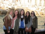 Us at the Trevi