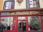 Wax Museum in Prague