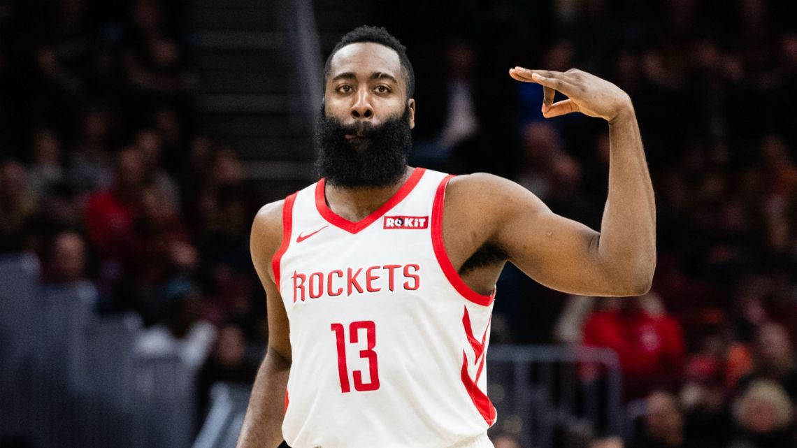James Harden punit des Lakers orphelins de LeBron James