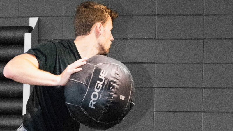 Medicine balls are a great way to build athleticism and excel at your sport.