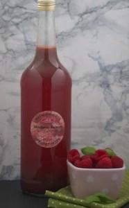 1 Liter Himbeer-Balsam-Essig