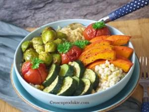 Gemüse Food Bowls