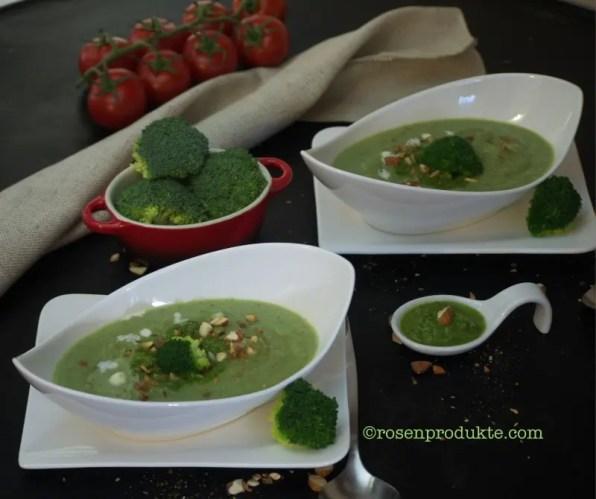 Brokkoli-Suppe