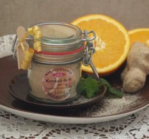 Orangen-Salz für immunsystem-starken-salat