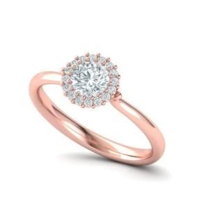 inel logodna diamant