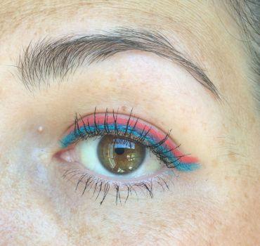 makeup corail liner