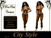 [RPC] Women ~ City Style ~ Bronze