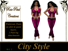 [RPC] Women ~ City Style ~ Hot Pink