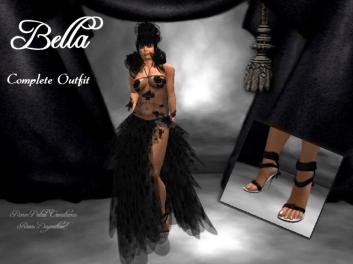 Bella ~ Black