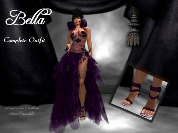 Bella ~ Purple