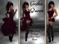 [RPC] Gothic Queen ~ Fushia