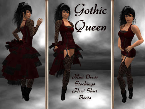 [RPC] Gothic Queen ~ Red
